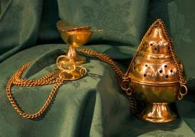 Thurible and boat