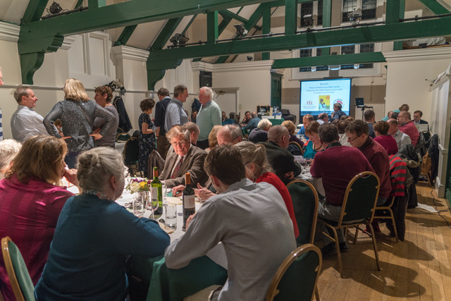 Charity Quiz Supper