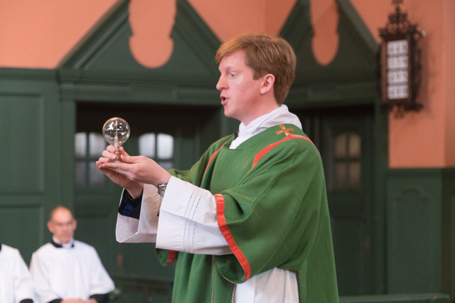 Sermon - Fr Edward