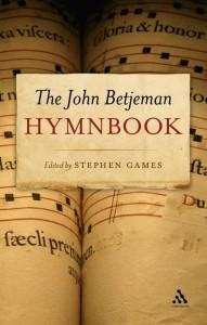John Betjeman Hymnbook cover picture